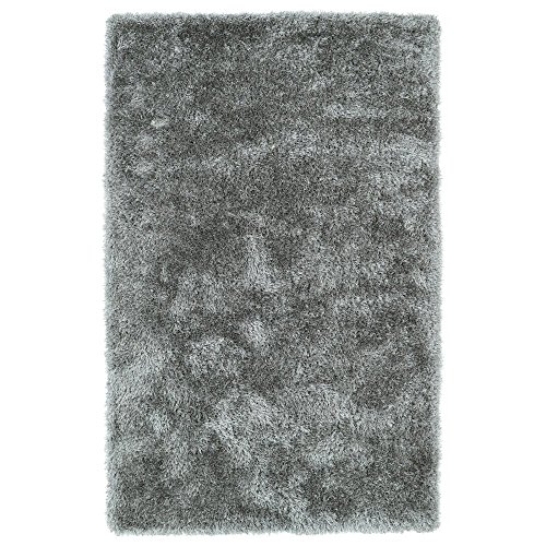 Kaleen Rugs Posh Collection PSH01-77 Silver Handmade for sale  Delivered anywhere in USA