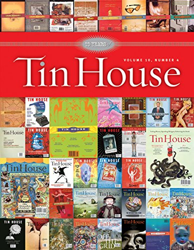 Tin Bender - Tin House: Tenth Anniversary Issue