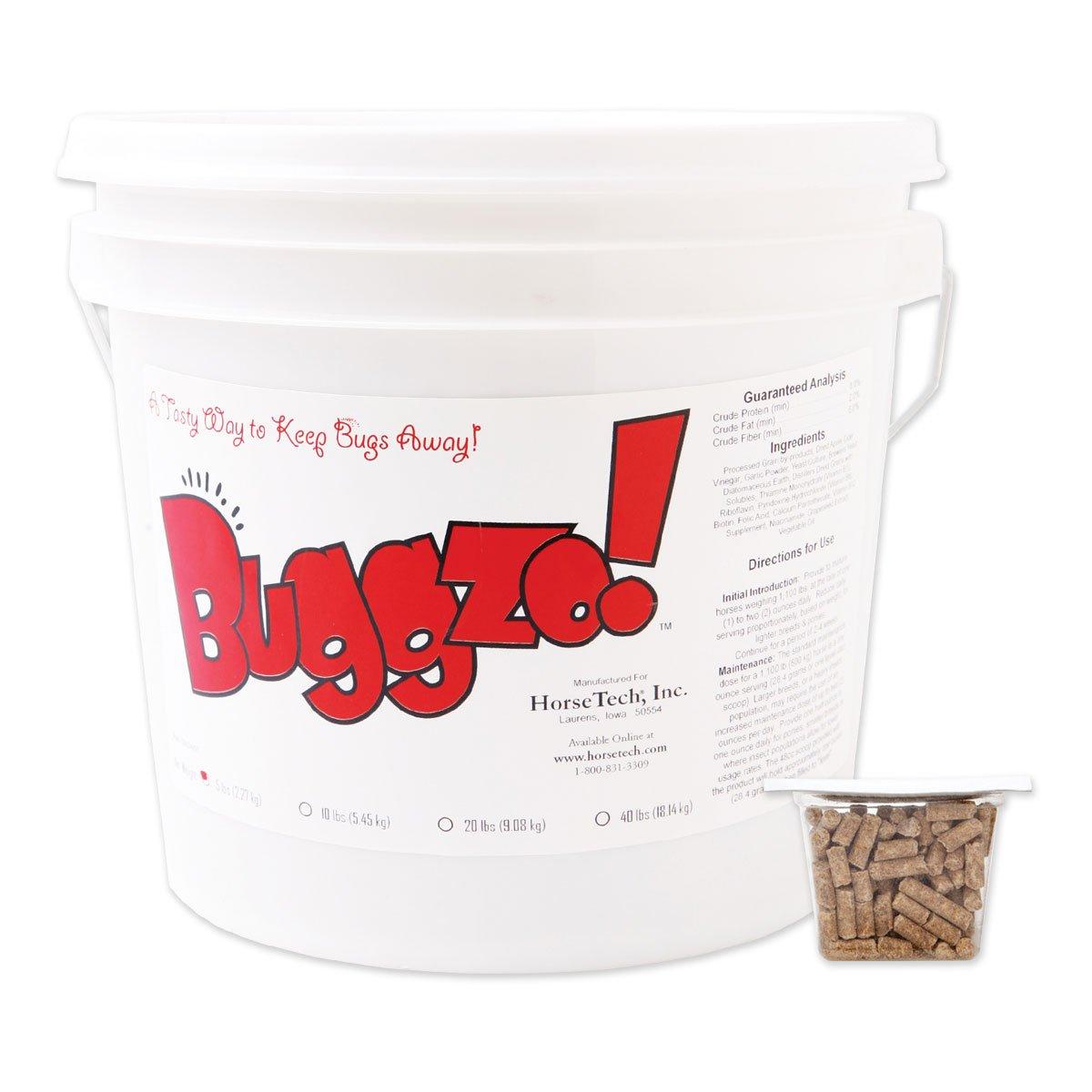 Horsetech Buggzo 10 lb by Horsetech