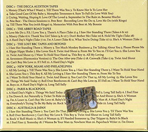 Beatles - Abbey Road And Beyond Greatest Hits And Lost Sessions 1962 - 1966 - Lyrics2You