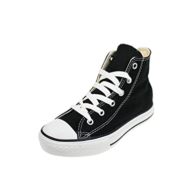 7695bc9179c7 Image Unavailable. Image not available for. Color  Converse All Star Chuck  Taylor Kids Classic Black ...