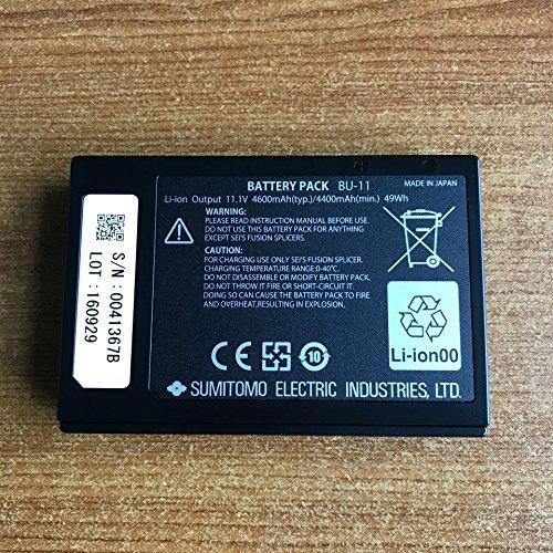 Sumitomo Battery BU-11 for Sumitomo Type-81C Type-Z1C Type-81M12 Fusion Splicer