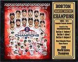 Encore Boston Red Sox 2018 Champions 12x15 Stat Plaque