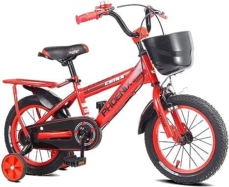 Xiaoping Bicicleta para niños Bicicleta para niños, niñas y niñas ...