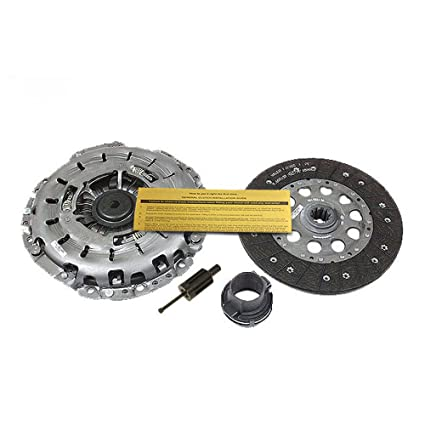 Amazon.com: SACHS CLUTCH KIT 2001-2003 BMW 330i 330ci E46 530i E39 5 spd 2001-2002 Z3 3.0L: Automotive