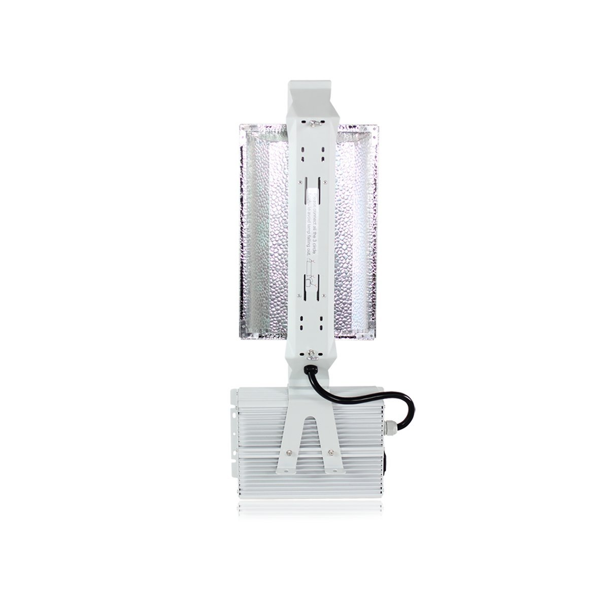 iPower 630W Double Lamp Ceramic Metal Halide Grow Light System Kits 240V, CMH Bulb is NOT included by iPower (Image #3)