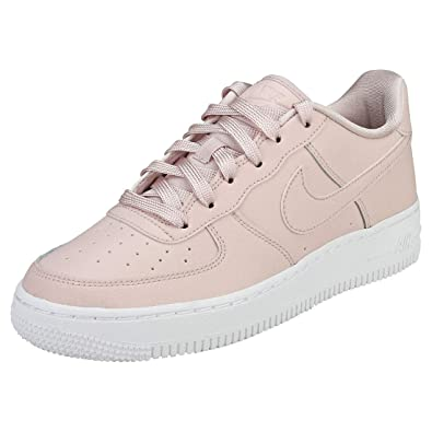 28a163a9e1fe0 Nike Kid's Air Force 1 SS GS, SILT RED/SILT RED-White, Youth Size US ...