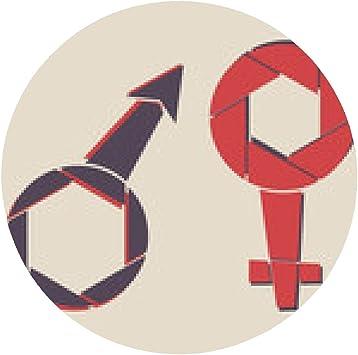 alfombrilla de ratón signos masculinos y femeninos: Amazon.es ...