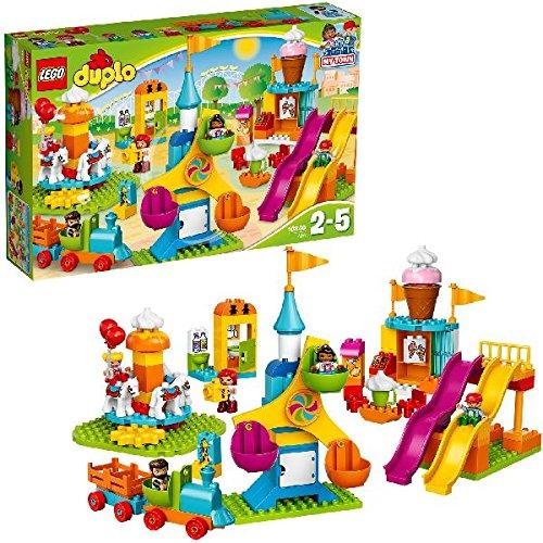 with LEGO DUPLO Sets design