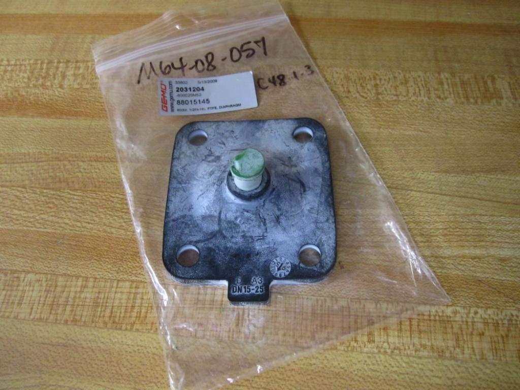 Gemu 2031204 Gasket Diaphragm 600025M52