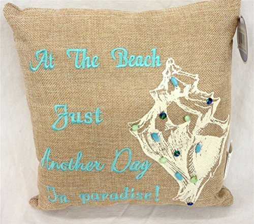 9-Nautical-Seashell-Pillow-3-Pieces-Included
