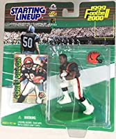 1999 Kenner Starting Lineup Nfl Corey Dillon Cincinatti Bengals Sealed In Package