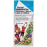 Floradix Kindervital Formula for Children 250 ml, 250 milliliters