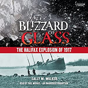 Blizzard of Glass Audiobook