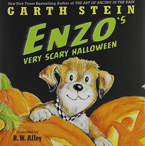 Enzo's Very Scary Halloween (Very Scary Halloween)