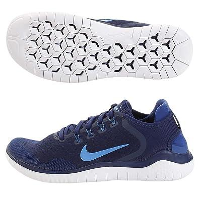ed559877f46c7 Nike Men s Free Rn 2018 Running Shoes  Amazon.co.uk  Shoes   Bags