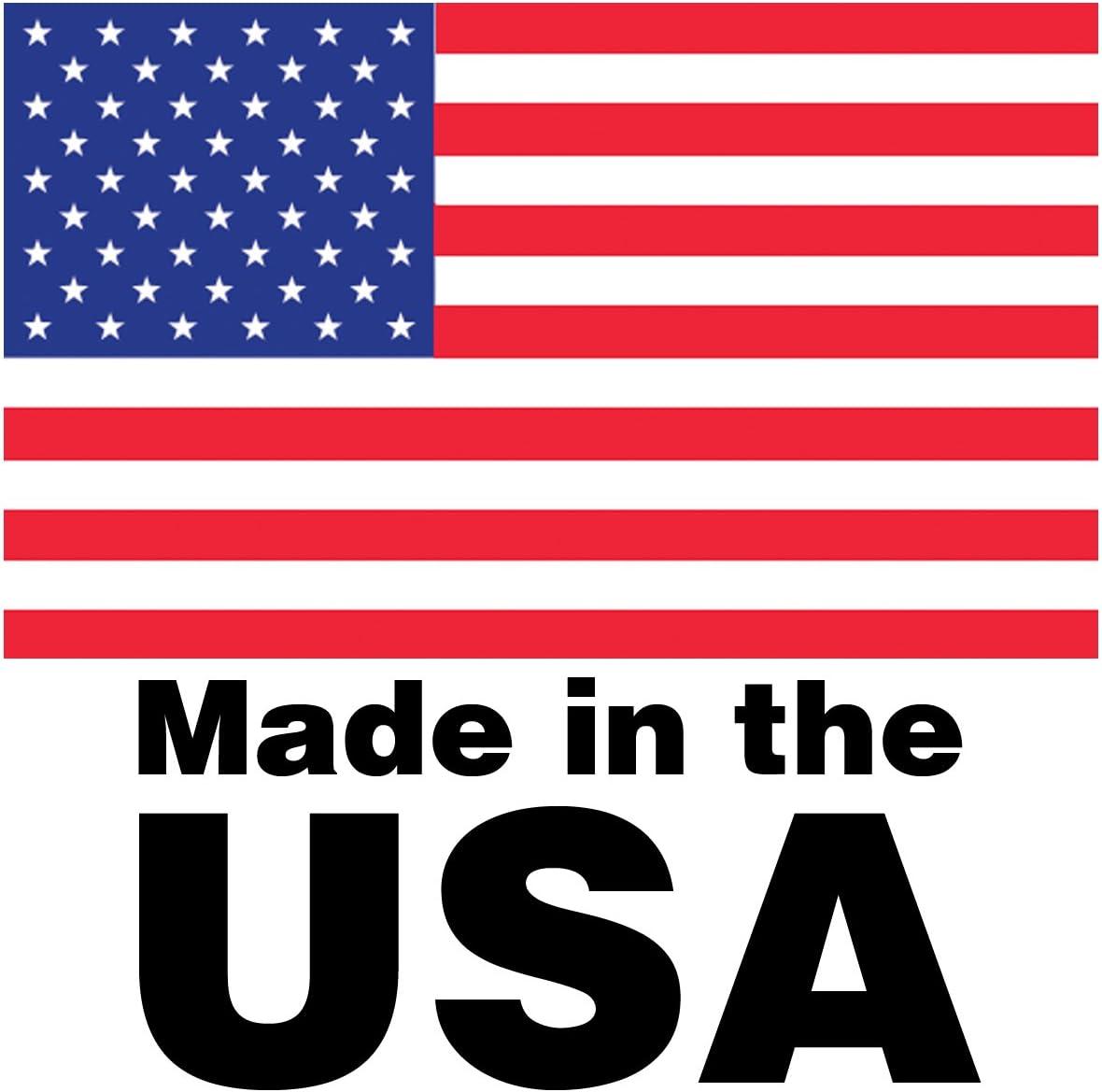 USA 6-Pack IVY Classic 02022 11//32-Inch Hi-Molybdenum Steel Drill Bit 135-Degree Split Point