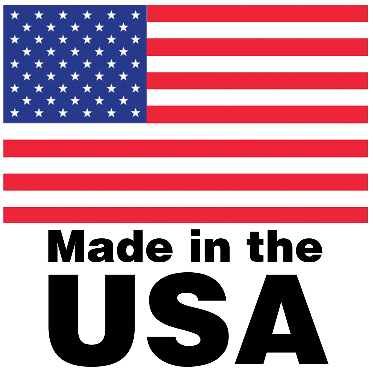 135-Degree Split Point 6-Pack USA IVY Classic 02023 23//64-Inch Hi-Molybdenum Steel Drill Bit
