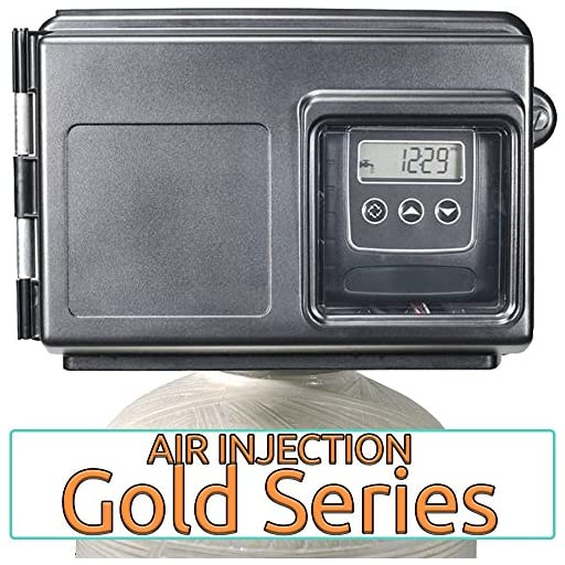 Air Injection Gold 10 with Fleck 2510SXT and 1