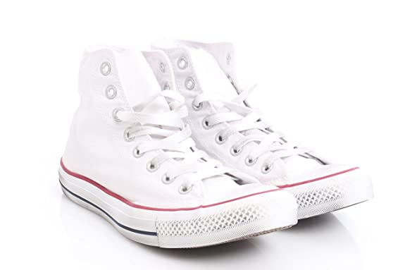 c5fe8e9fd82 Converse Chuck Taylor All Star Hi Canvas LTD Fabric Smoke 1C349 Off White  Off White Size  36.5  Amazon.co.uk  Shoes   Bags