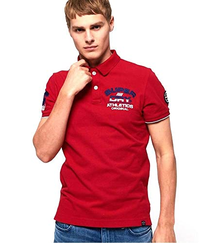 SUPERDRY SUPERSTATE Champion Polo: Amazon.es: Zapatos y complementos