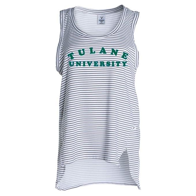RYLTUL01 Mens//Womens Boyfriend Sweatshirt Official NCAA Tulane University Green Wave