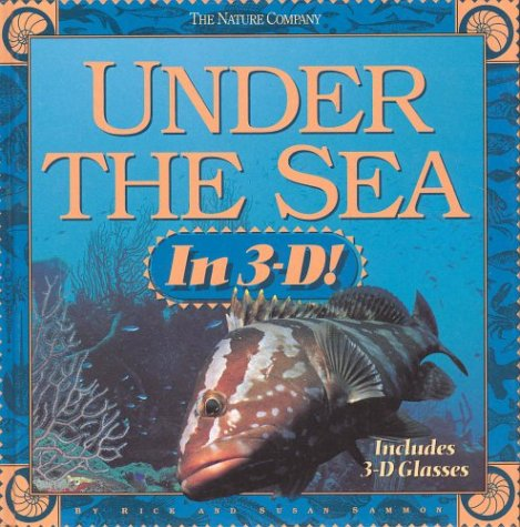 Under the Sea in 3-D!/With 3-D Glasses (Glass Susan Print)