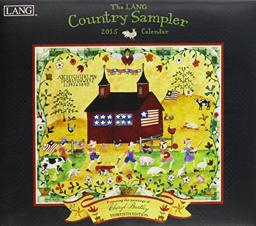 The Lang Country Sampler 2015 Calendar