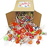 Lollipop Candy Party Mix, 6x6x6 Bulk Box (Appx. 3.5 lbs): Tootsie Pops, Chupa Chups, Dum Dums, Blow Pops and Much More of Your Favorite Lollies!