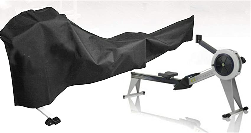285x51x89cm Waterproof Fitness Equipment Rowing Machine Polyester Dust Cover