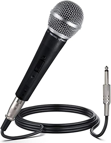 Pyle Professional Dynamic Vocal Microphone