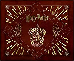 Harry Potter: Gryffindor Deluxe Stationery Set (Insights Deluxe ...