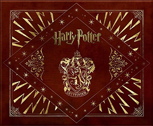 (Harry Potter: Gryffindor Deluxe Stationery Set (Insights Deluxe Stationery Sets))
