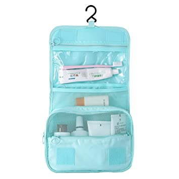 89d3db399a92 Amazon.com : Small cosmetic bags, Makeup bags travel Wash bag ...