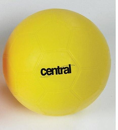Central Mini balón de balonmano (tamaño 0, color amarillo: Amazon ...