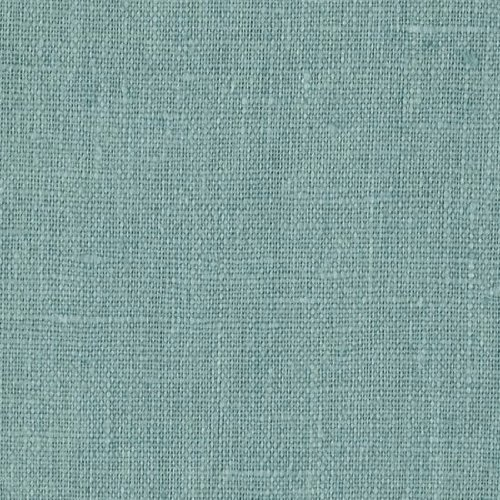 Noveltex Fabrics DC-663 European 100% Linen Ice Blue Fabric by the Yard ()