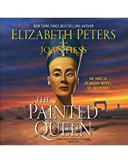 The Painted Queen: An Amelia Peabody Novel of Suspense (Amelia Peabody Mysteries, Book 20)