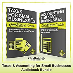 Taxes & Accounting for Small Businesses - QuickStart Guides
