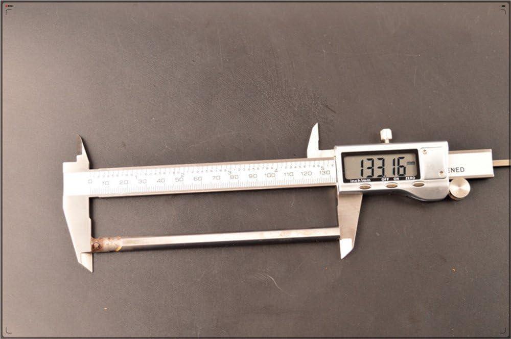 KKmoon Acero para CNC Fresadora de taladrado Procesamiento de metales de alta precisi/ón de mand/íbula independiente de 4 mand/íbulas Tornillo Independiente