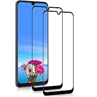 2 Pack Compatible for Screen Protector for Samsung Galaxy M31, Tempered Glass 9H HD Clear Natural Touch Double Defence…