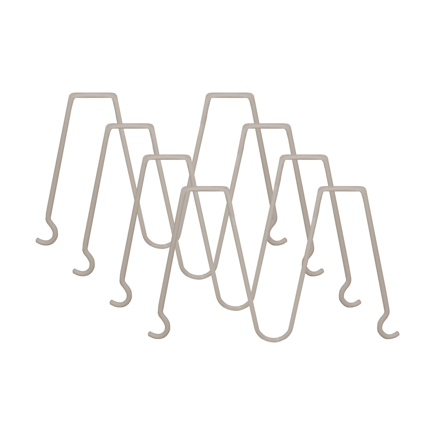 YouCopia StoreMore Lid Holder Extra Wire Dividers, Set of 4