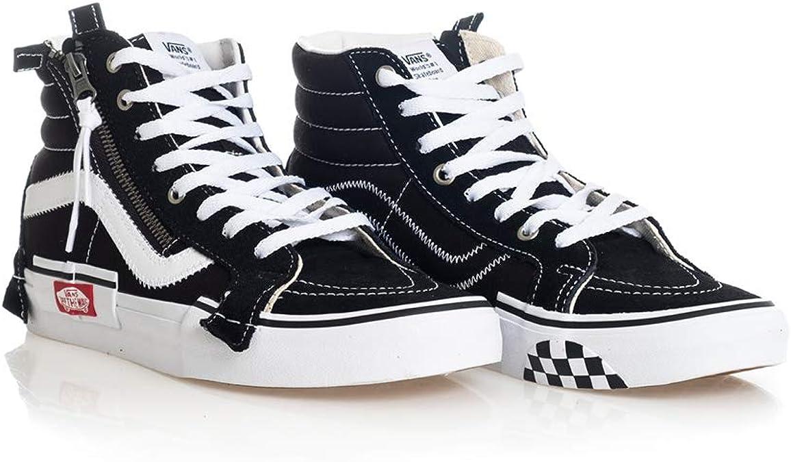Vans SK8 HI Reissue Cap Chaussures NoirBlanc AI 2019 VN0A3WM16BT1 192344