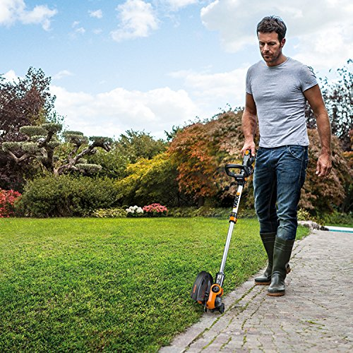 Worx WG163.9 20V Cordless Grass Trimmer/Edger with Command Feed, 12'' TOOL ONLY by Worx (Image #7)