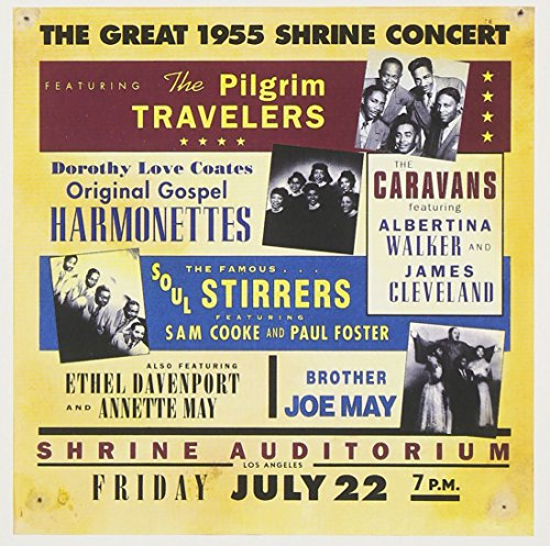 - Great 1955 Shrine Concert