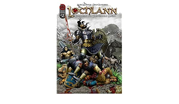 Amazon.com: Lochlann: A Colheita de Macha (Guerreiro do ...