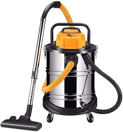 TY-Vacuum Cleaner MMM@ Aspirador 1600W Aspirador Comercial Aspirador de Alta Potencia de Gran Potencia, seco y húmedo Tres vehículos industriales con un Potente Aspirador 50L: Amazon.es: Hogar