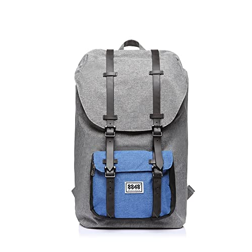 8848 Unisex' s Travel Hiking Backpack Waterproof Material