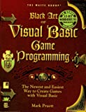 Black Art of Visual Basic Game Programming, Mark Pruett, 1571690050