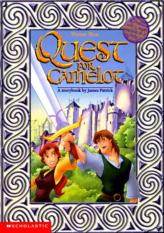 Quest for Camelot: A Storybook