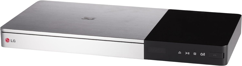 Lg Bp735 3d Blu Ray Player Smart Tv Dlna Ultra Hd Upscaling Wlan Usb Schwarz Silber Heimkino Tv Video